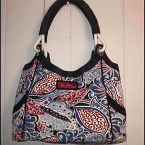 Seaside Port Vera Bradley Red White & Blue